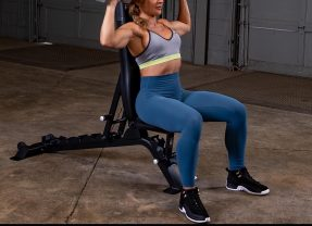 Body-Solid Pro Clubline SFID325B Adjustable Bench