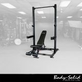 Body-Solid ProClub Line SPR500 Commercial Half Rack