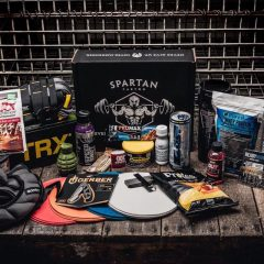 Never Surrender, Never Give Up: Body-Solid Featured in March Spartan Carton