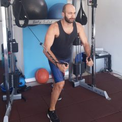 Kallonas Fitness #Training (Instagram)