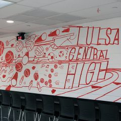 Tulsa Central High School (Tulsa, OK)