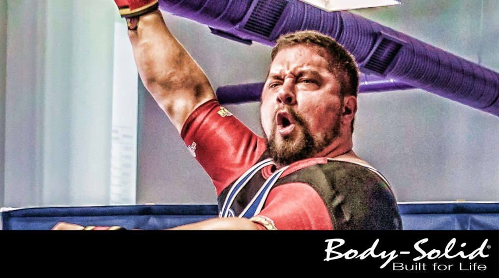 Body-Solid Brady Stewart Powerlifting