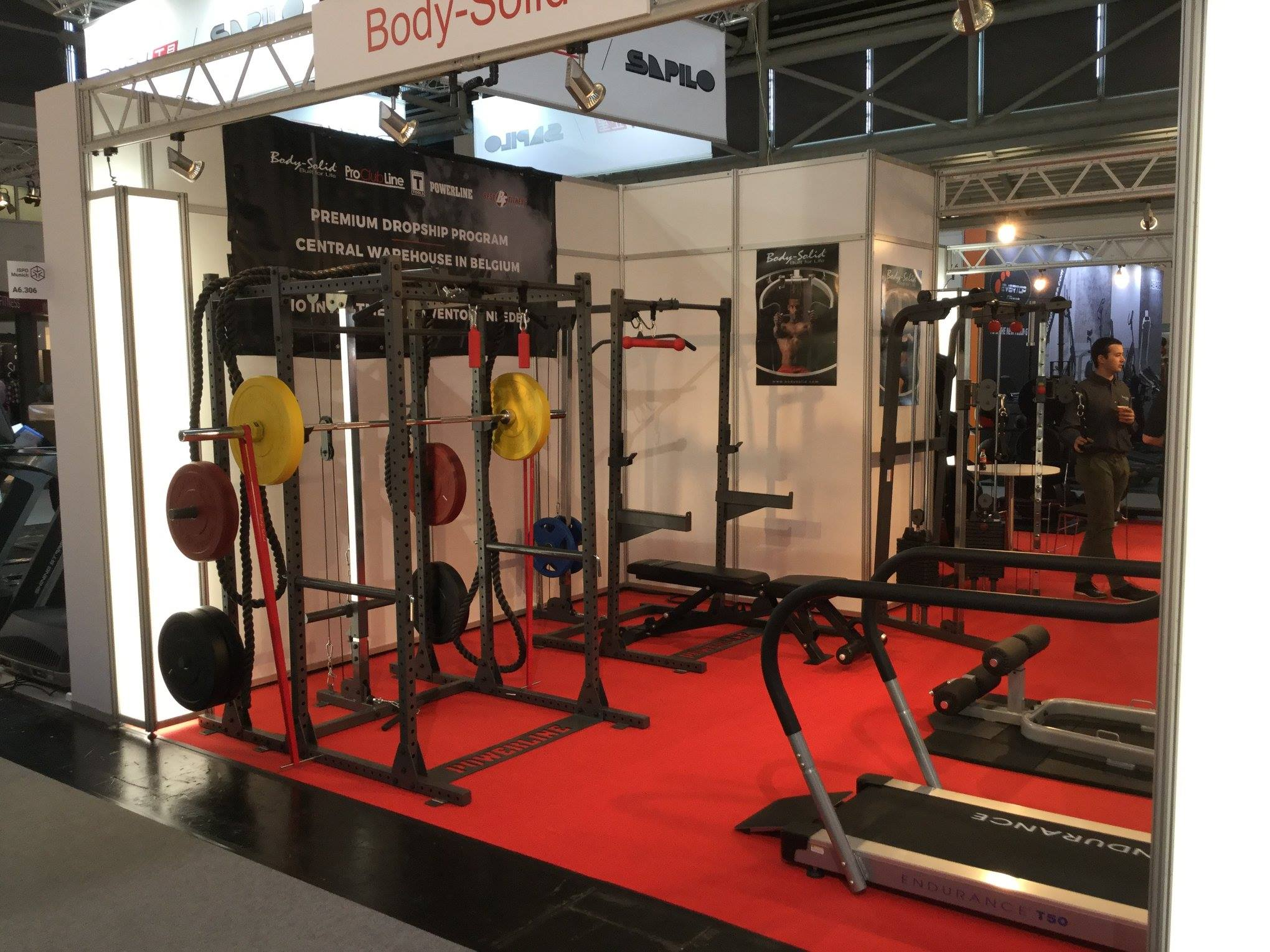 Body-Solid at ISPO 2019 | Body-Solid, Inc (Blog)