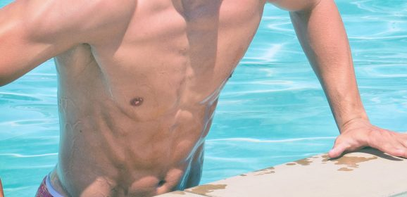 Turn Pool Time Into Gym Time: 5 Pool Exercises For The Weekend
