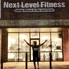 Thomas Hill & Next Level Fitness (Edmond, Oklahoma)