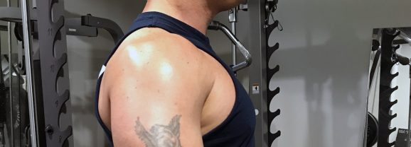 US Marine Kenneth Pichla Uses Body-Solid To Reach Goal
