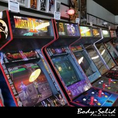 Galloping Ghost Arcade & GAMA (Brookfield, Illinois)