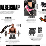 BODY Magazine (Sweden) – Special Tools Section