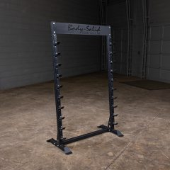 New Product: Horizontal Bar Rack (SBS100)