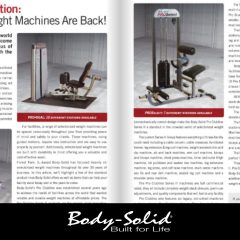 National Fitness Trade Journal (Special Edition 2021)