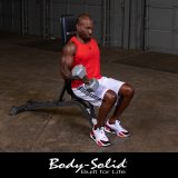 New: Powerline by Body-Solid PFI150 Flat/Incline Bench