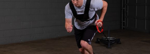 New Product: Body-Solid Tools Sled Harness