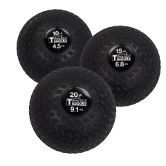 Introducing Body-Solid Tire Tread Slam Balls