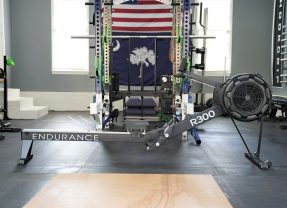 Endurance by Body-Solid R300 Indoor Rower Review GarageGymLab.com