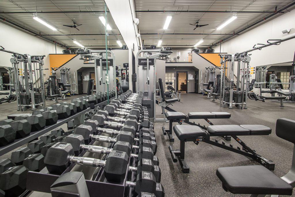 Body-Solid FUSE Gym Elburn, IL