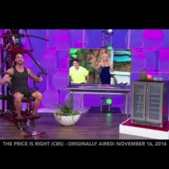 Body-Solid on The Price is Right (Originally Aired: November 16, 2016)