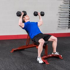 Choosing The Right Bench For Your Home Gym