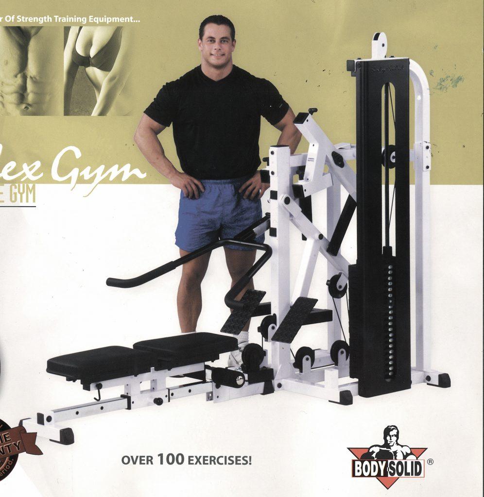 Body-Solid LifeFlex Gym