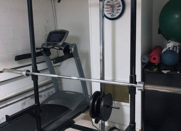 Built for Life: 22-Year Old PFG1 Home Gym Still Going Strong