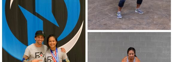 Model Rose Wins Silver and Gold Medals in Grappling Games Tournament