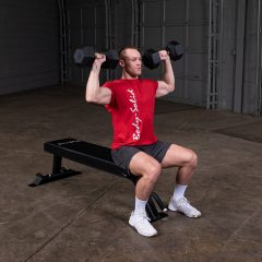 New Product: Pro Clubline Flat Bench