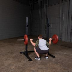 New Product: Body-Solid Pro Clubline Squat Stand