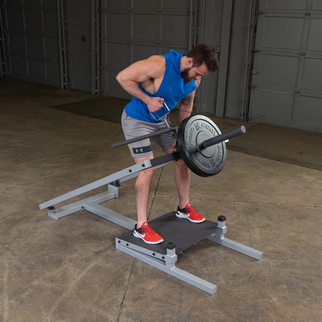 Body-Solid STBR500 T-Bar Row Machine