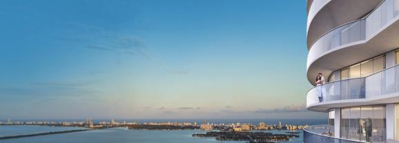 Aria on the Bay (Miami, Florida)