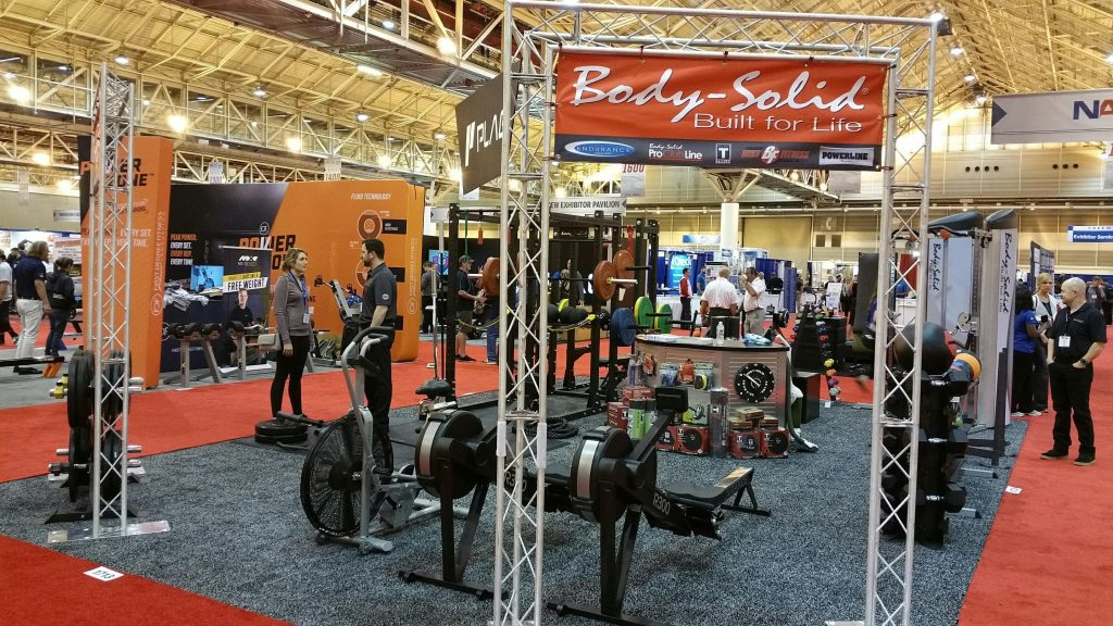 Body-Solid (Athletic Business Show 2018)