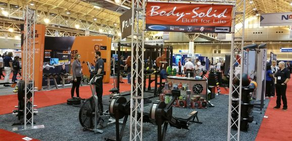 Body-Solid at Athletic Business Show 2018