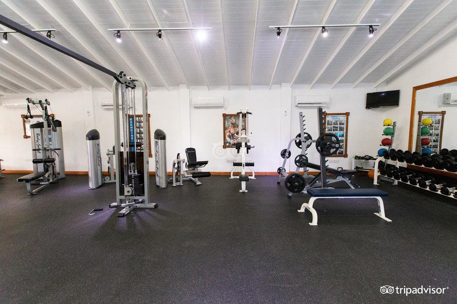 Fitness Center St. James Club Morgan Bay (Body-Solid)