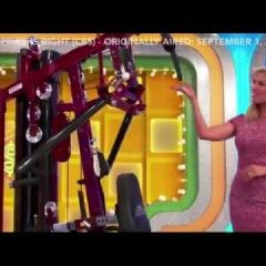 Body-Solid's G6B 25th Anniversary Gym on The Price is Right