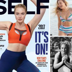 Iskra Lawrence's Woman Cave