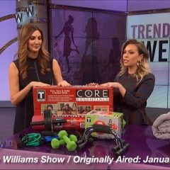 Body-Solid on The Wendy Williams Show (January 28, 2019)