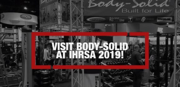 Body-Solid at IHRSA 2019 (March 14-15)