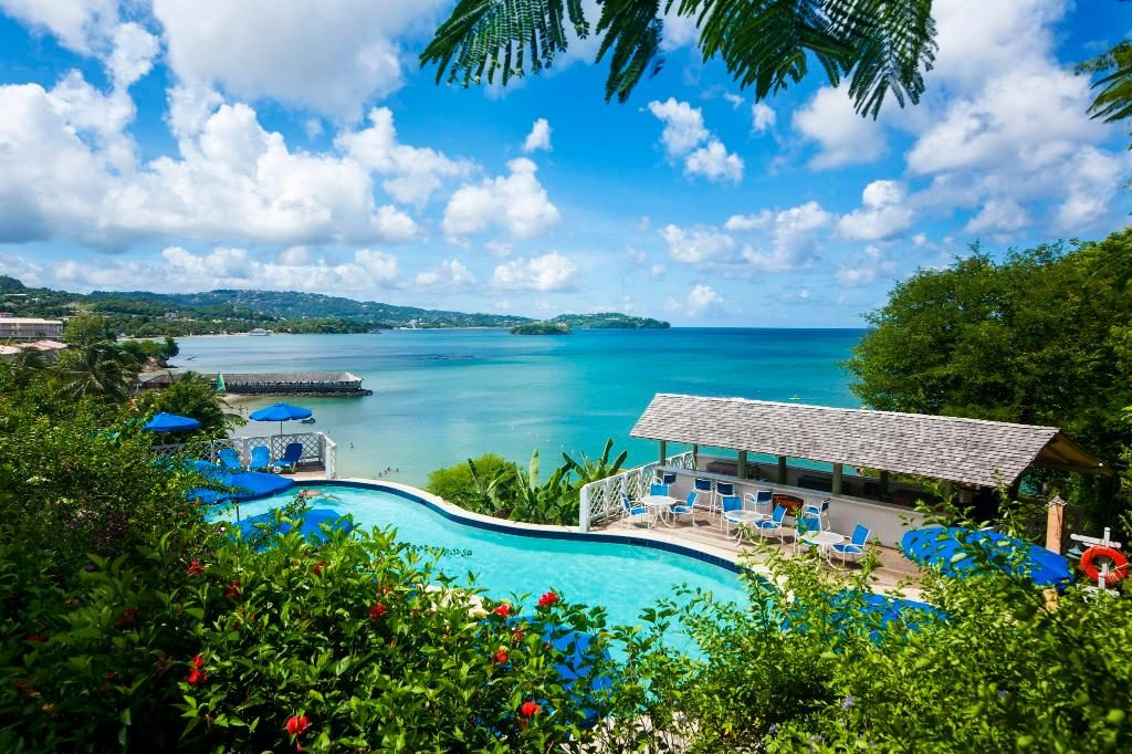 St James Club Morgan Bay Saint Lucia Fitness Center